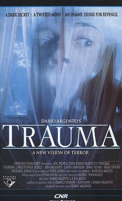 Trauma (1994) affiche