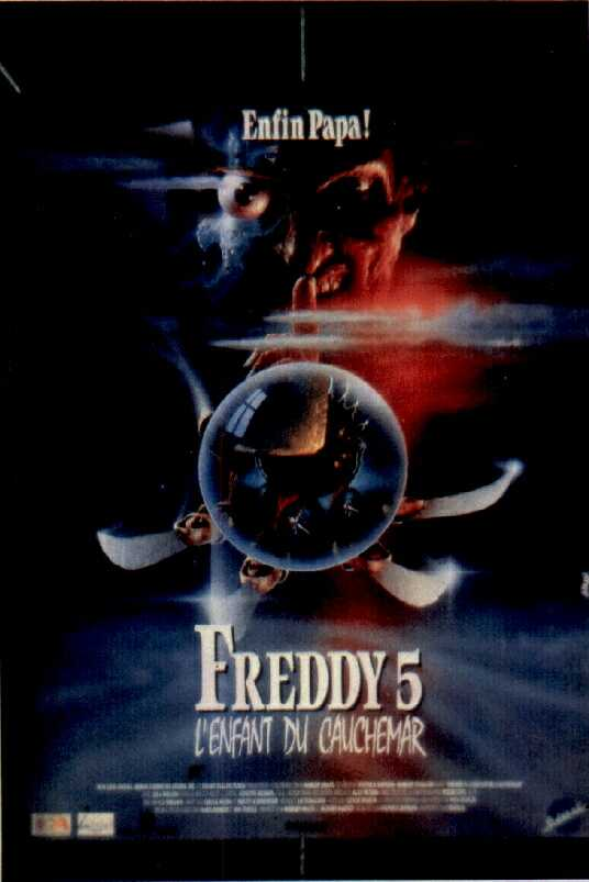Freddy - Chapitre 5 : l'enfant du cauchemar